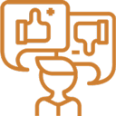 Bronze package icon
